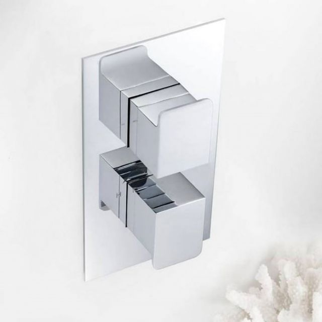 Crosswater KH Zero 3 Thermostatic Shower Valve