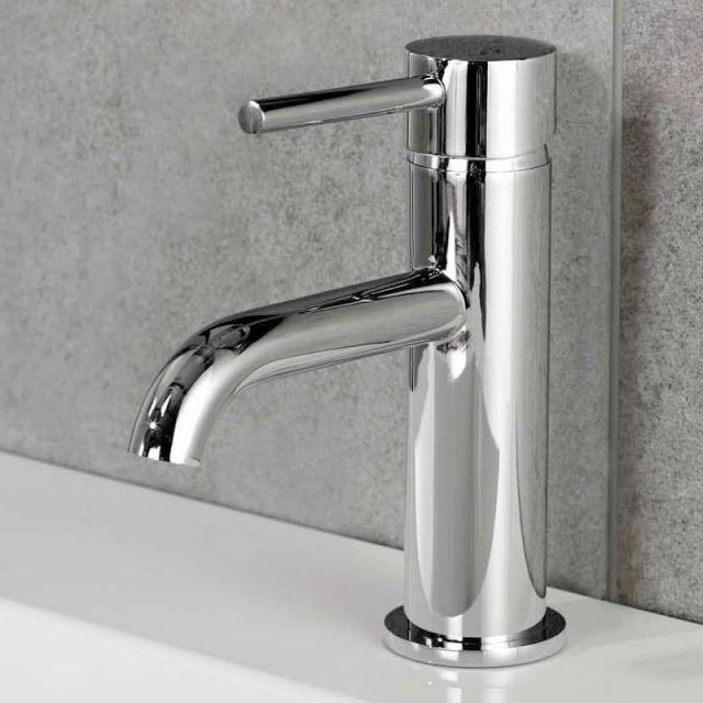 Abacus Iso Monobloc Basin Mixer Tap - TBTS-34-1202