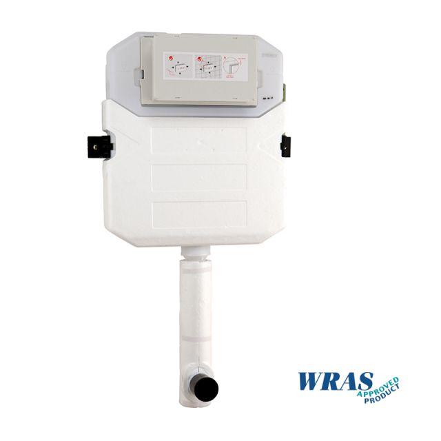 Abacus Easi-Plan Dual Flush Cisterns