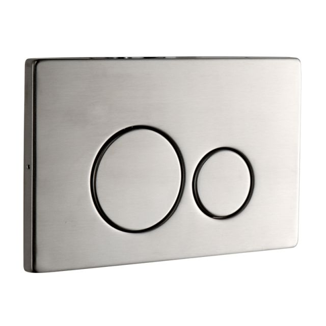 Abacus ISO 2S Toilet Flush Plate