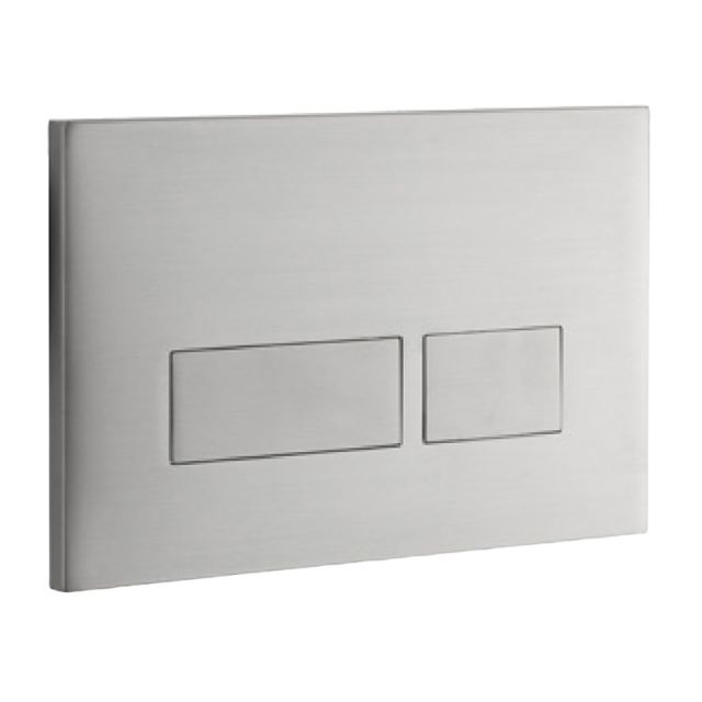 Abacus Trend 2S Toilet Flush Plate