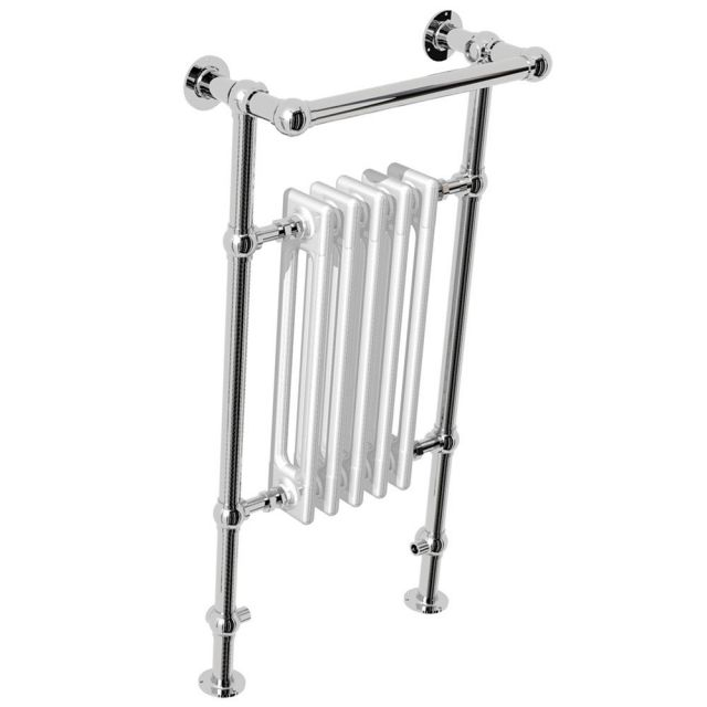 Abacus Elegance Half Sovereign Traditional Towel Warming Radiator