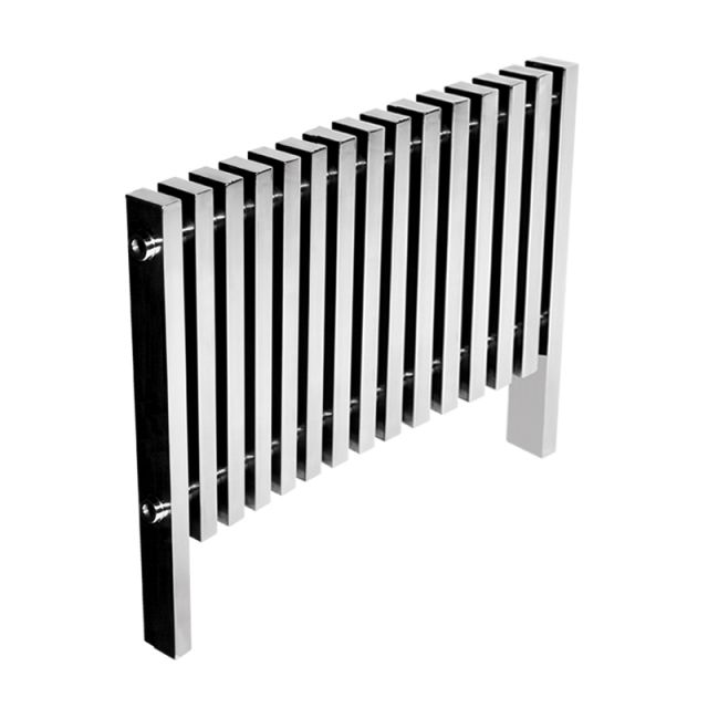 Abacus Kolonna Stainless Steel Column Radiator