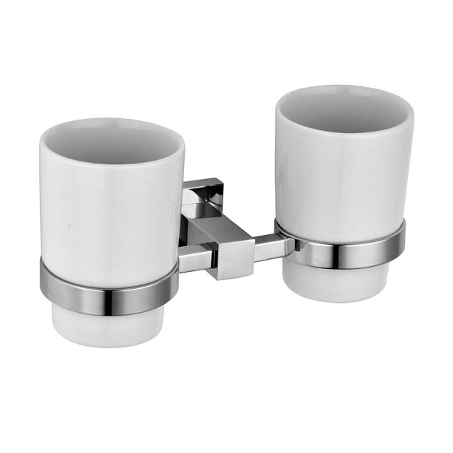 Abacus Line Double Tumblers