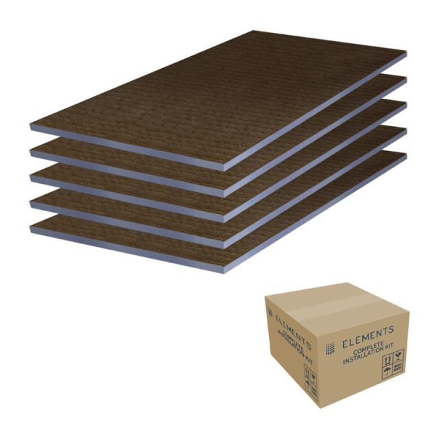 Abacus Overboard Floor Kits