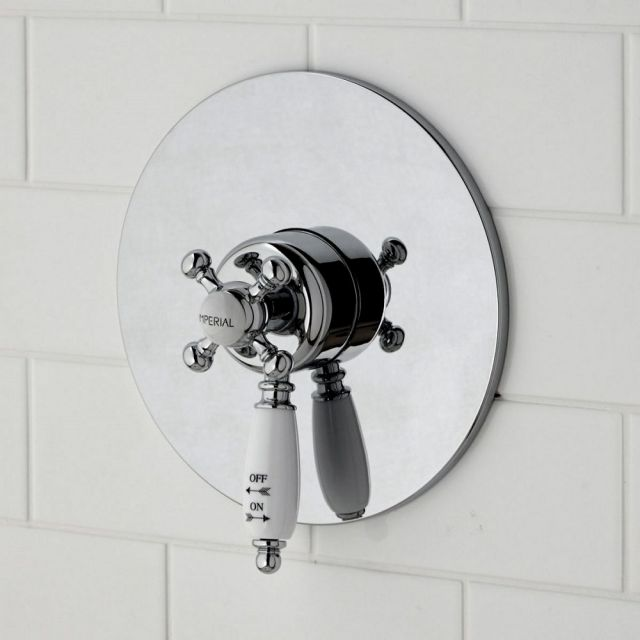 Imperial Westminster Concealed Thermostatic Shower Valve