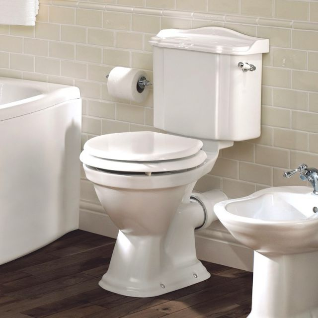 Imperial Drift Close Coupled Toilet
