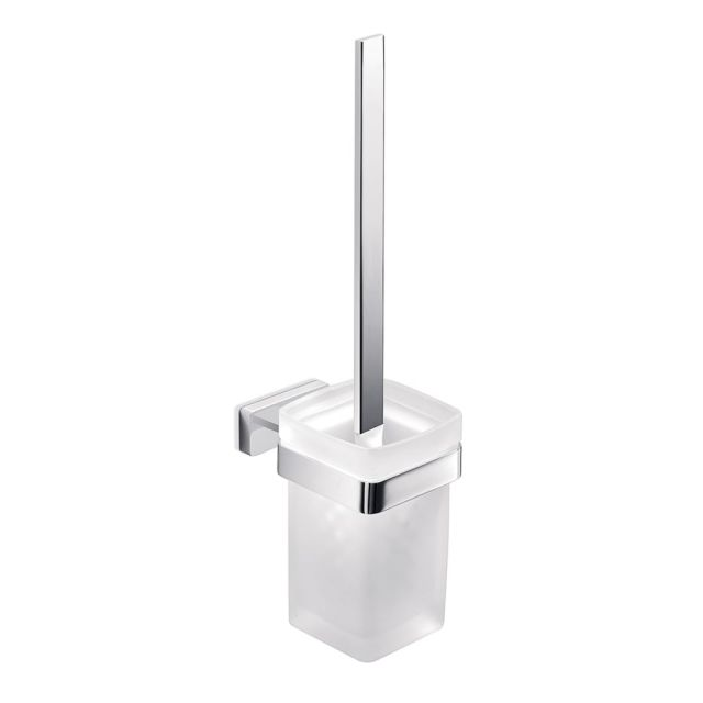 Inda Lea Toilet Brush and Holder