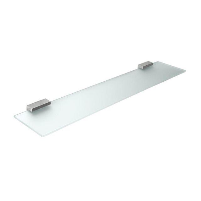 Inda Lea Glass Shelf 600mm Wide