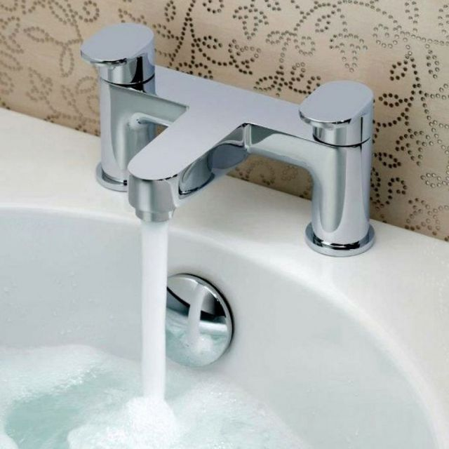 Vado Life Bath Tap - LIF-137-C/P