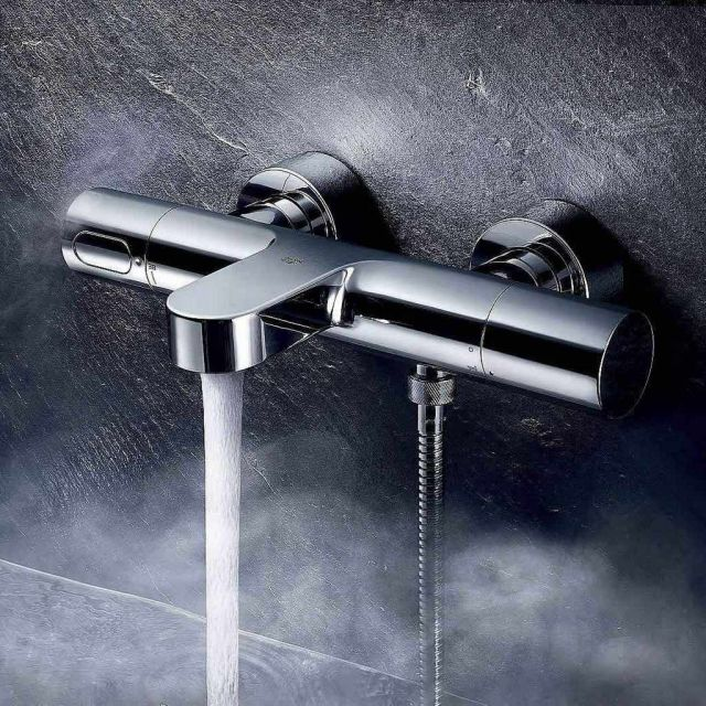 Grohe Grohtherm 3000 Cosmopolitan Thermostatic Bath/shower Mixer - 34276000