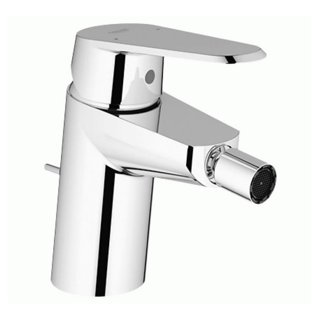 Grohe Eurodisc Cosmopolitan Bidet Mixer Tap with Pop-up Waste Set