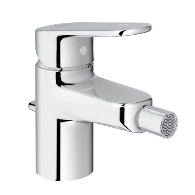 Grohe Europlus Bidet Tap with Pop-up Waste