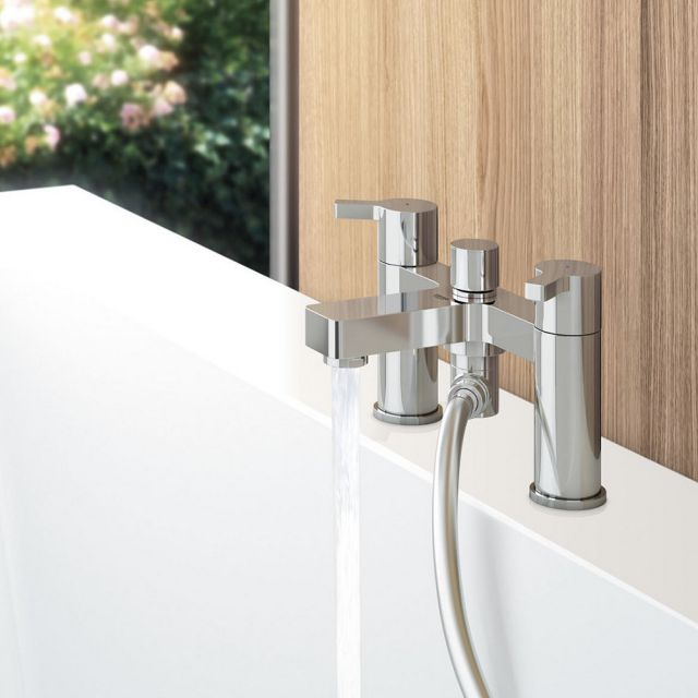 Grohe Lineare Bath Shower Mixer Tap