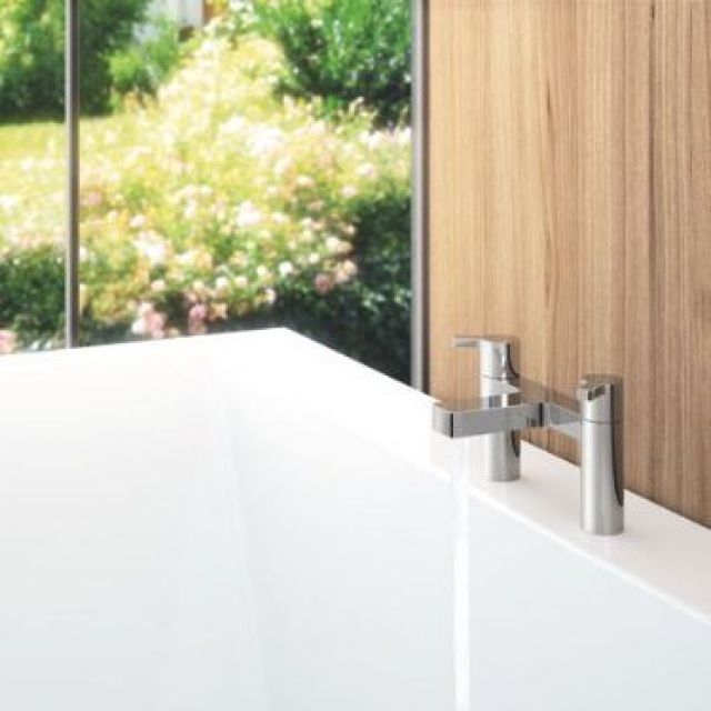 Grohe Lineare Bath Mixer Tap