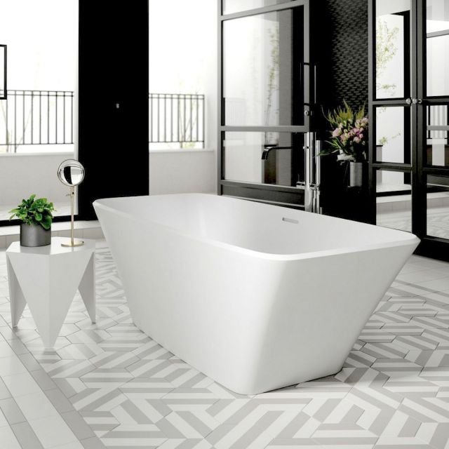 Ramsden & Mosley Anglesey Double Ended Freestanding Bath