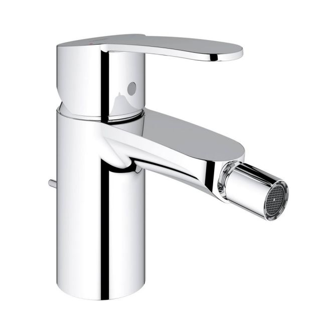 Grohe Eurostyle Cosmopolitan Bidet Mixer Tap with Waste Set