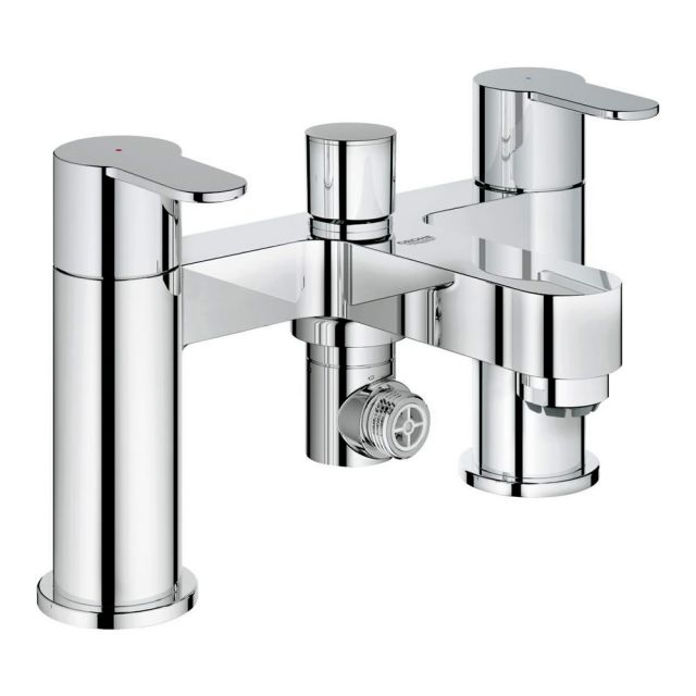 Grohe Eurostyle Cosmopolitan Deck Mounted Bath Shower Mixer