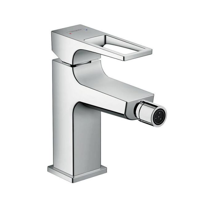 Hansgrohe Metropol Bidet Mixer Tap with Loop Handle