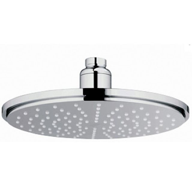 grohe rainshower 210mm modern shower head uk bathrooms. Black Bedroom Furniture Sets. Home Design Ideas