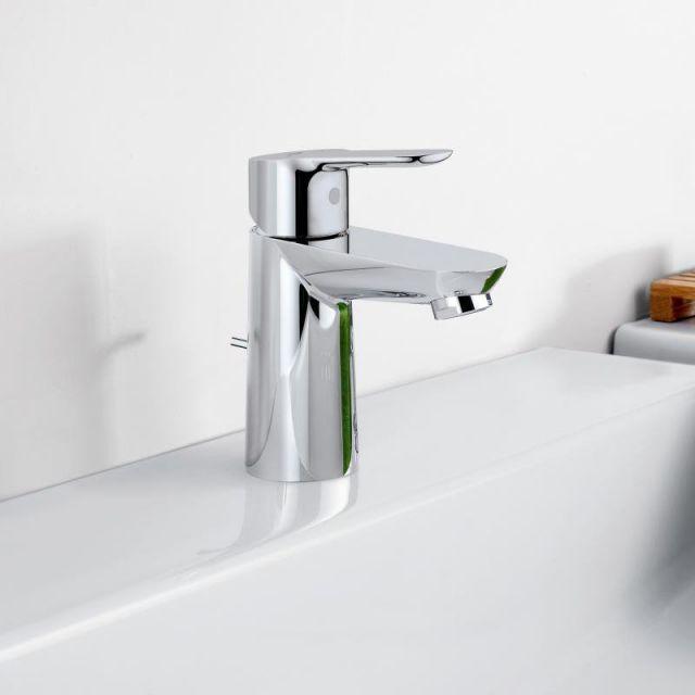 Grohe BauEdge Basin Mixer Tap - 23356000
