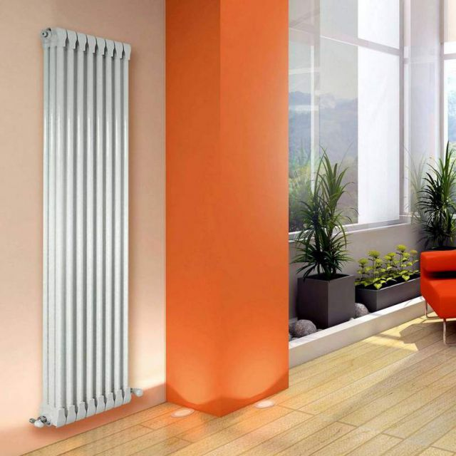 Apollo Monza Aluminium Vertical Column Radiator