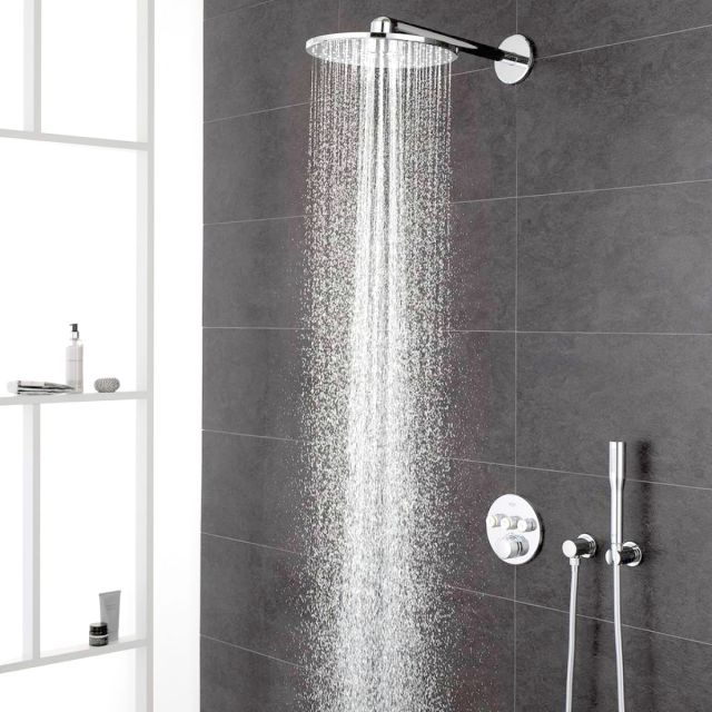 Grohe Grohtherm SmartControl Perfect Shower System with Rainshower 310 SmartActive Shower Head
