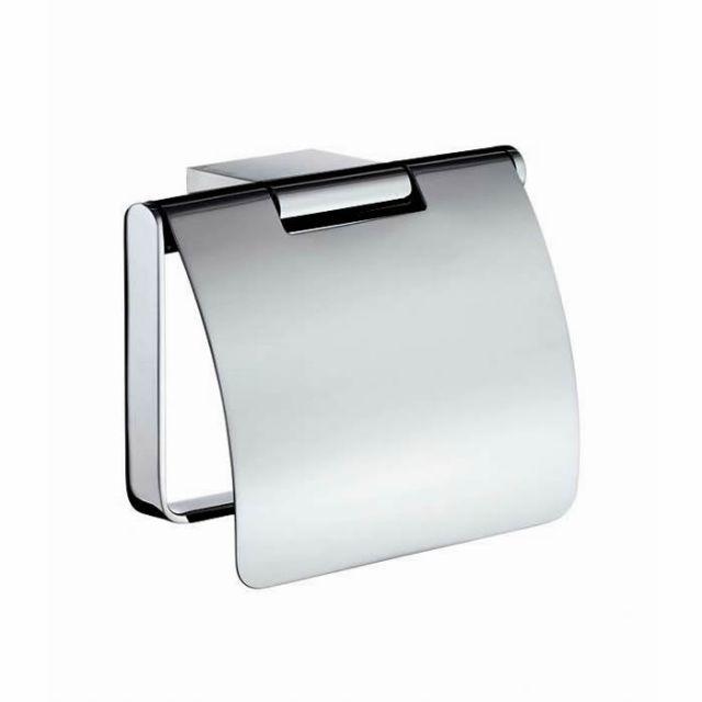 Smedbo Air Toilet Roll Euro Holder & Cover AK414 - AK3414
