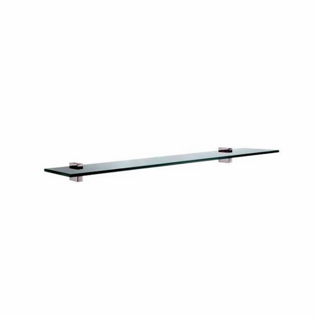 Smedbo Air Wall Mounted Glass Shelf AK347