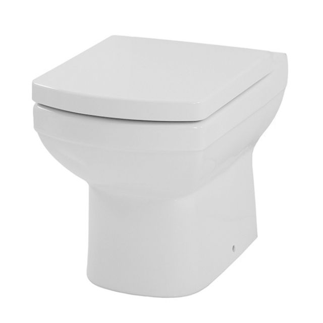Saneux I-Line Back to Wall Toilet
