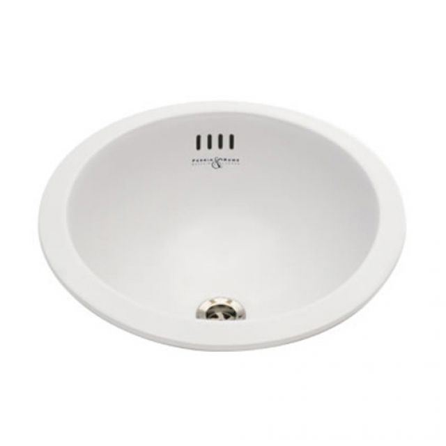 Perrin & Rowe Surface Mounted/Undermounted Vanity Bowl