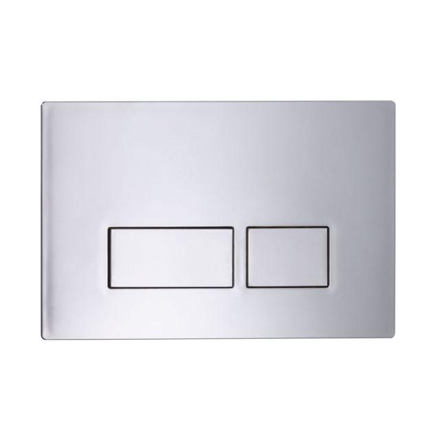 Roper Rhodes Plaza Dual Flush Plate