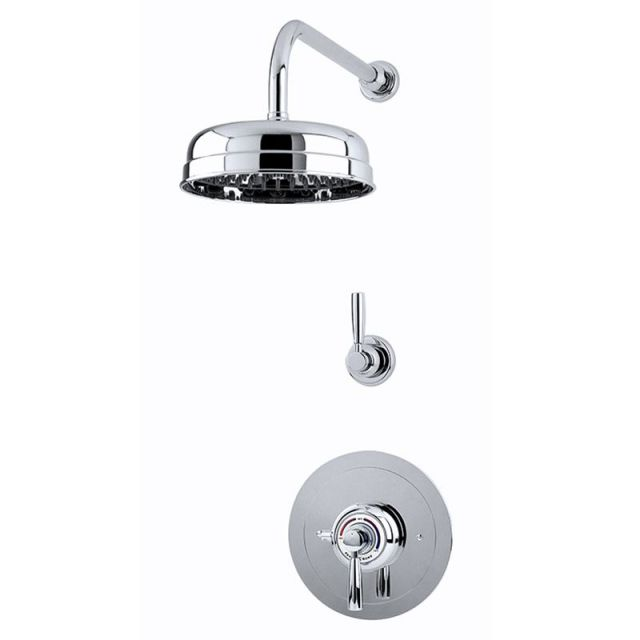 Perrin & Rowe Contemporary Shower Set Five