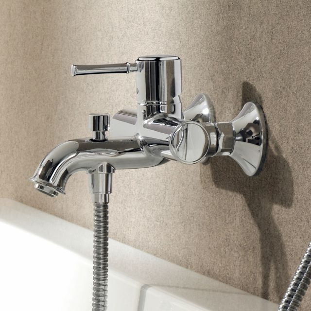 Hansgrohe Talis Classic Bath and Shower Mixer