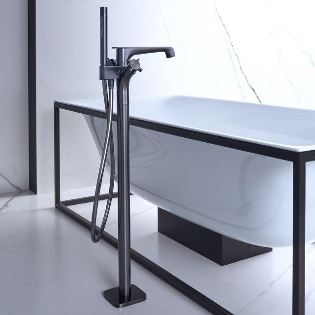 AXOR Citterio E Floorstanding Bath Shower Mixer Tap