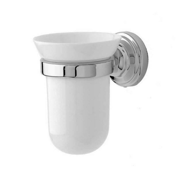 Perrin and Rowe Traditional Tumbler with Holder - 6969CP
