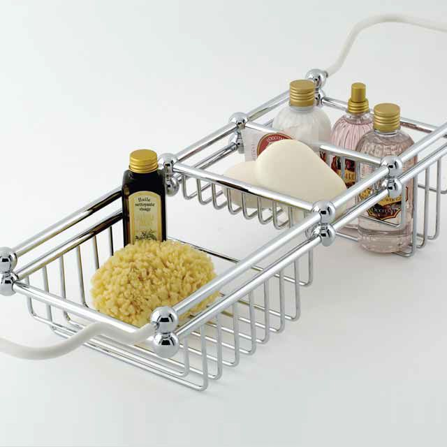 Perrin and Rowe Traditional Bath Rack