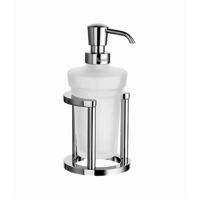 Smedbo Outline Glass Soap Dispenser
