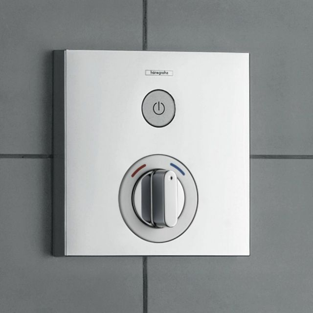 Hansgrohe ShowerSelect Manual Mixer, with on/off