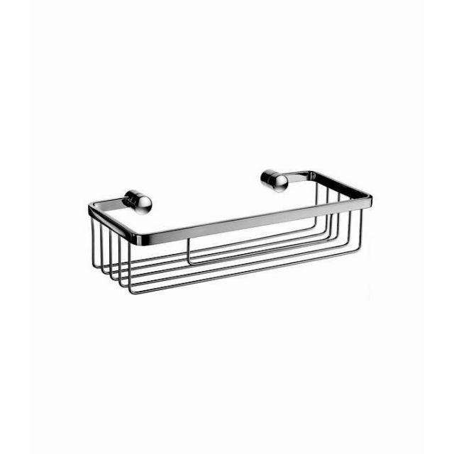 Smedbo Sideline Soap Basket (250 x 110mm, Height: 60mm) - DK2001