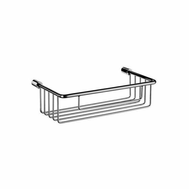 Smedbo Sideline Soap Basket (215 x 117mm, Height: 60mm) - DK1001