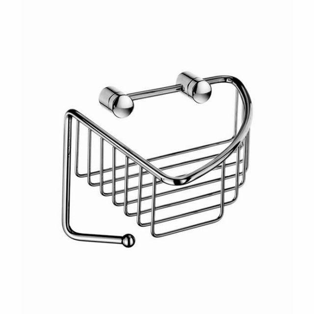 Smedbo Sideline Corner Soap Basket 165mm