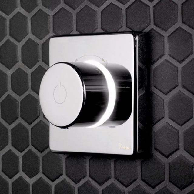 Bathroom Brands Contemporary Digital Shower Valve