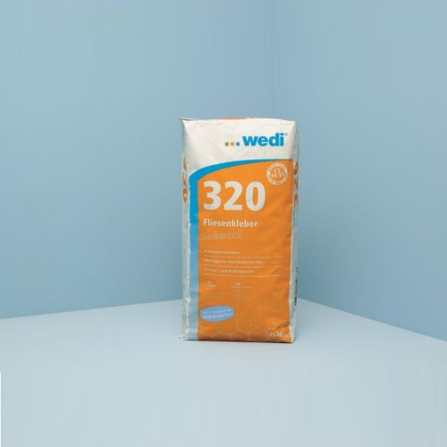 Wedi 320 Tile Adhesive