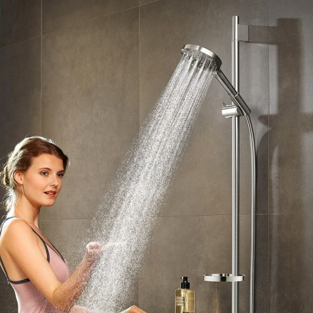 Hansgrohe Raindance Select S 3 Jet Shower Set 120 with PowderRain