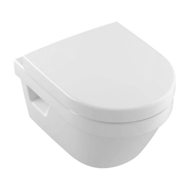 Villeroy and Boch Architectura Compact Rimless Toilet