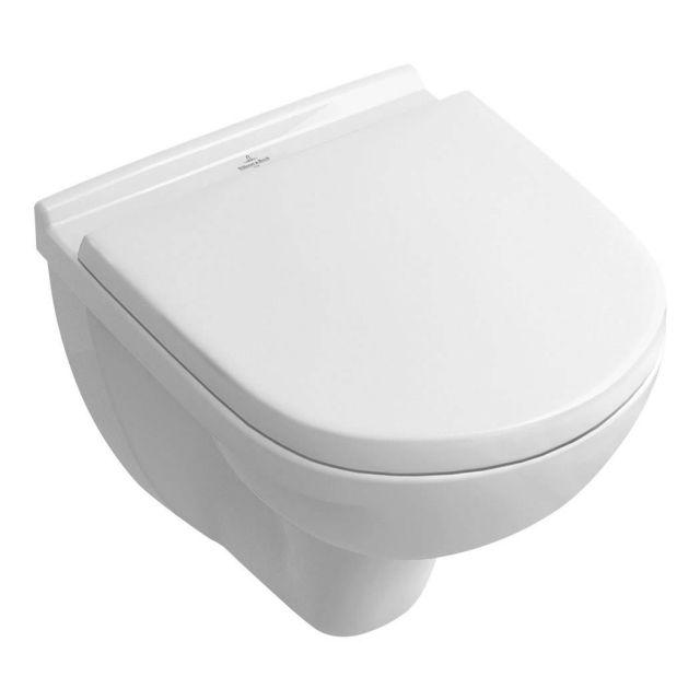 Villeroy & Boch O.Novo Washdown Compact Toilet