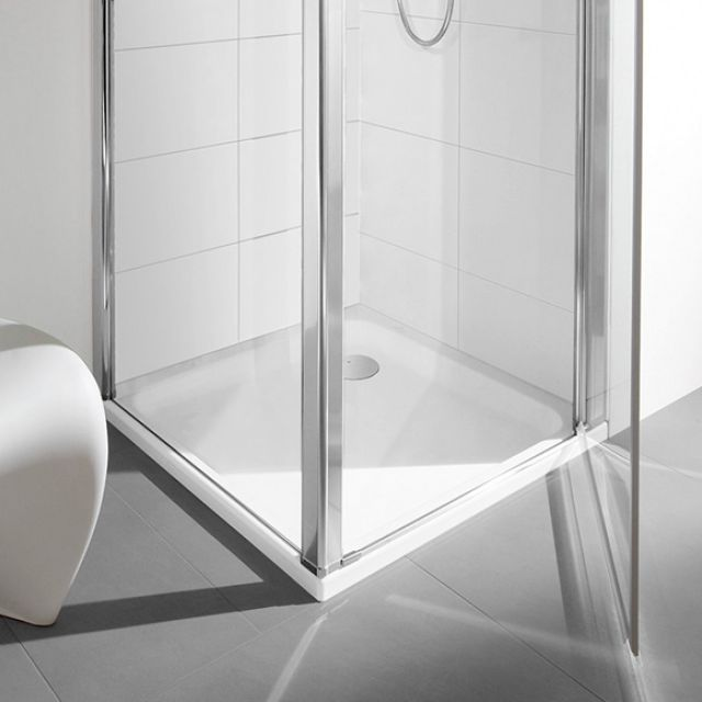 Villeroy and Boch O.Novo Square Shower Trays