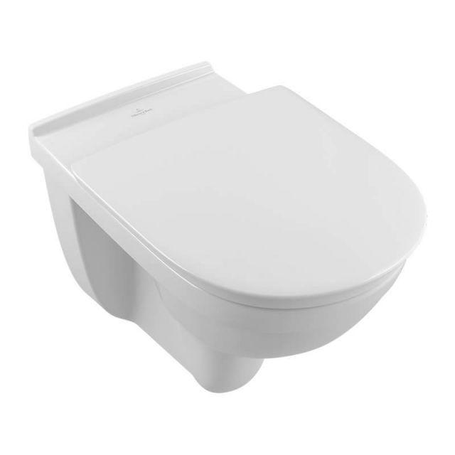 Villeroy & Boch O.Novo Vita Wall Mounted Rimless Toilet