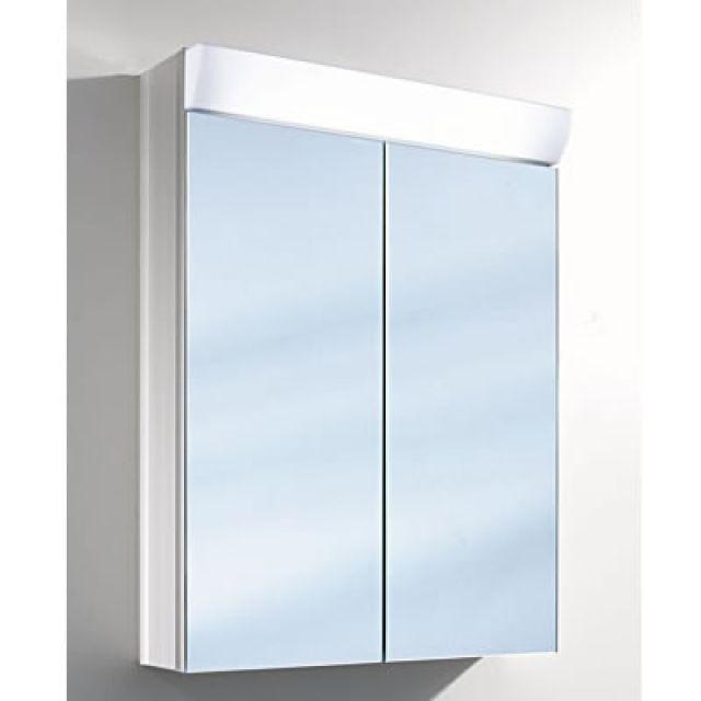 Schneider Wangaline Illuminated Mirror Cabinet